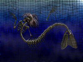 The Little Mermaid by VampireLady