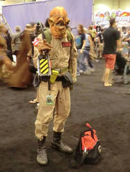 Ackbar Ghostbusters Mashup - It's a Trap by locomotiva