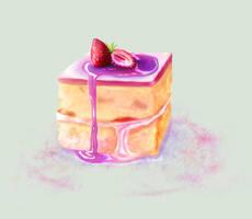 Cake anyone? by Chr0n0-X