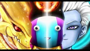 True gods - DBS by MadBedlam