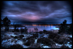 Cold reflections by Peterspics
