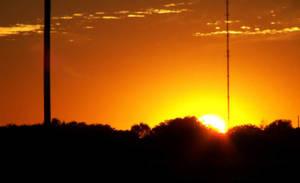 Heavenly Sunset by Littlelion225