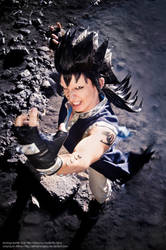 Gajeel Redfox cosplay Althair (12) by AlthairLangley