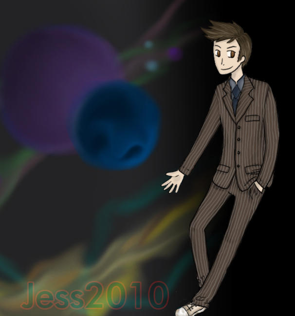 Doctor Who by Jess2007