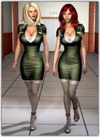 The new flight instructors ... by darkhound1
