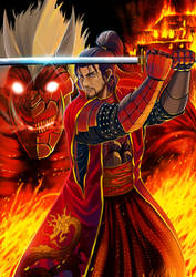 Samurai man finish edit to comment final001 by lolicon2015