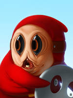 Shy Guy Unmasked by M-Thirteen