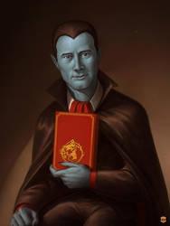 Dracula from Steve Lichman by M-Thirteen