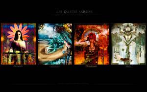 Les quatre Saisons by Adisiat