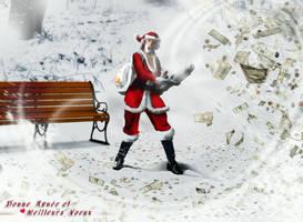 Merry Xmas and happy new year by Adisiat