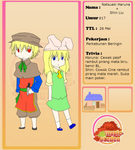 MoE- Haruna and Shin by pengguchan