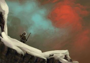 Mountaineer by Keaze