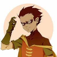 Robin  by LKiKAi