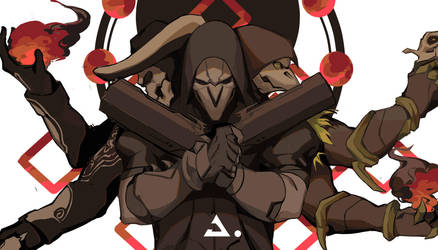 Reaper_10 by LKiKAi