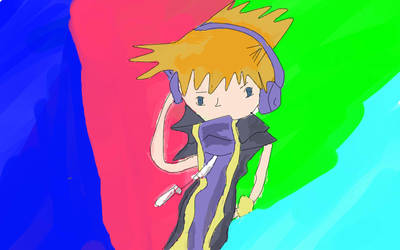 neku~ by Descending-dragon