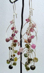 Organized Chaos Earrings by MarieCristine