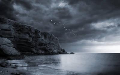 Dark Storms 7 by welshdragon