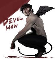 Devilman Akira by Gobusawa