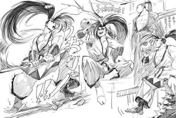 pencil drawing 2  by Gobusawa