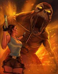 Torso boss by LaraRobsGraves
