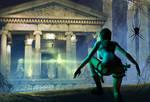 Tomb Raider - Hidden Greek Temple by LaraRobsGraves