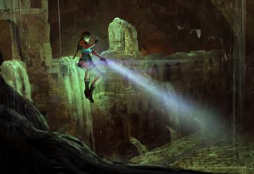 Tomb Raider - Crypt Descent by LaraRobsGraves