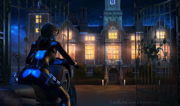 Tomb Raider - Home Return by LaraRobsGraves