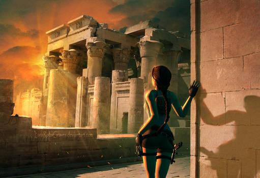 Tomb Raider - Egypt Arrival by LaraRobsGraves