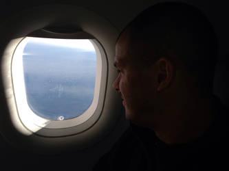 Traveling man by PierreAndAndre