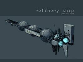 Refinery by joeydee-artworks