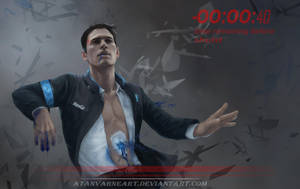 Connor. Elimination. by AtanvarneArt