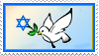 Stamp - Peace Dove by fmr0