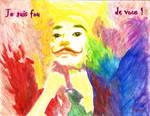 Je Suis Fou de Vous! by fmr0
