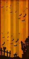 Halloween Custom Box Background by fmr0