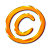 Icon - Copyright