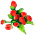 Icon - Red Flowers by fmr0