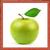 Icon - Green Apple