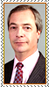 Stamp - Nigel Farage by fmr0