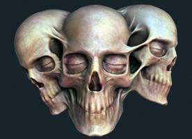 Just Skin and Bones by nogard00