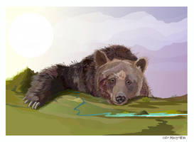 bear by reciprocated