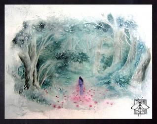 Lonesome Ghost by Yuehjian