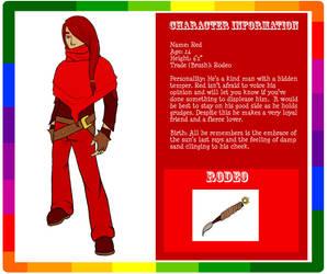 Bandiera: Red by organizationofsouls