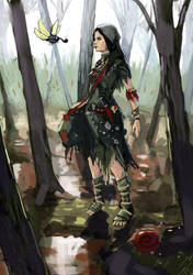 Swamp Healer by Beaver-Skin