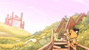 Stair Fellas by DeadlyComics