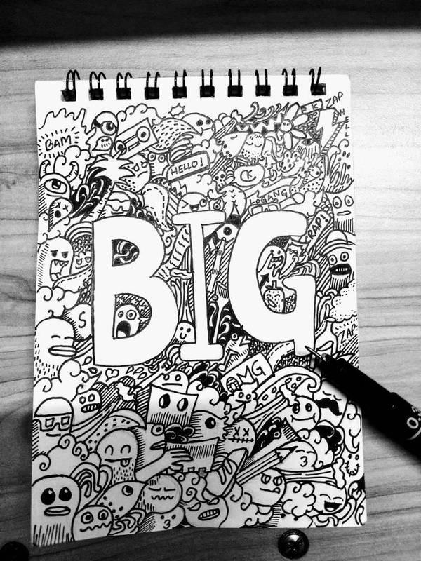 BIG DOODLE  by FlashStar26
