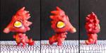 LPS custom: Crystal Dragon (HoMM3) by pia-chu