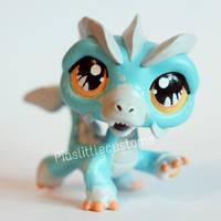 Moko (Original character) LPS custom by pia-chu