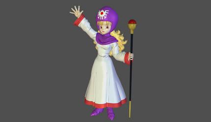 Princess of Moonbrooke mesh mod by Lopieloo