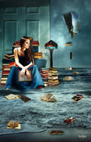 The Bibliophile by Wildfire2003