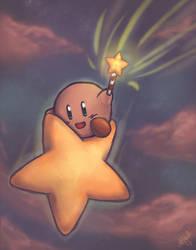 Kirby's Galaxy Gallivanting by Dice9633